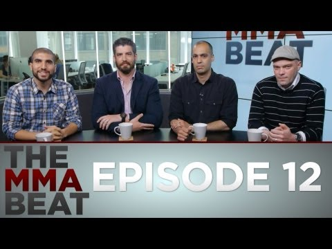 The MMA Beat - Episode No. 12