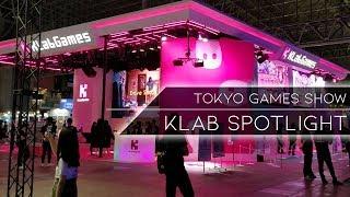 Tokyo Games Show 2018 KLAB Booth Showcase!!!
