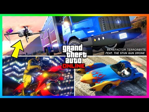 Rockstar Officially Announces NEW Cars/Vehicles Coming Soon To GTA Online!