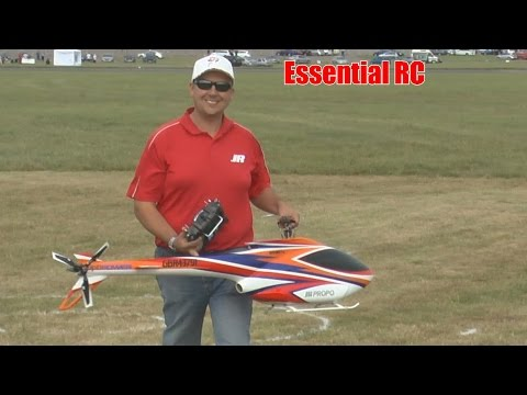 RC Helicopter F3C PRECISION AEROBATICS (Steve Roberts) (UK BMFA Nationals 2015)