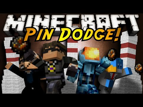 Minecraft Mini-Game : PIN DODGE!