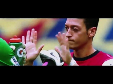 Mesut Özil - Next To Me | Arsenal FC 2013/2016