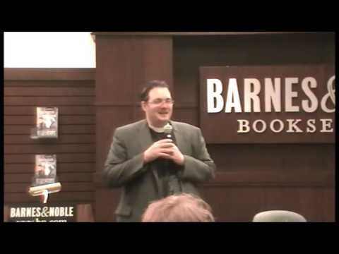 Brandon Sanderson - Steelheart tour - 10/9 Los Angeles