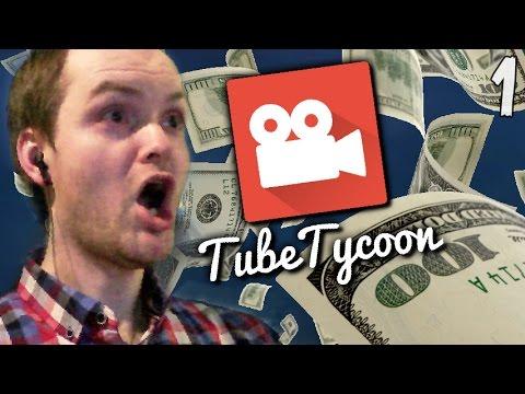 ПЕРВЫЙ УСПЕХ! ► Tube Tycoon |1| Прохождение