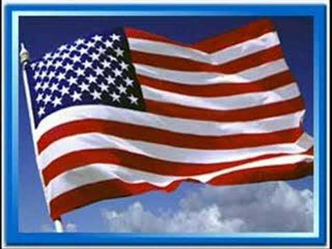 United States Of America Anthem (the Star-spangled Banner) video