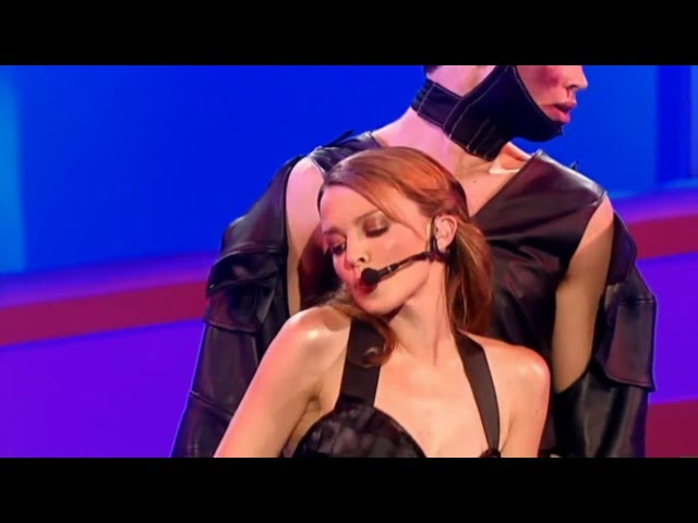 Kylie Minogue - In Your Eyes Live An Audience With Kylie 6-10-2001 HD