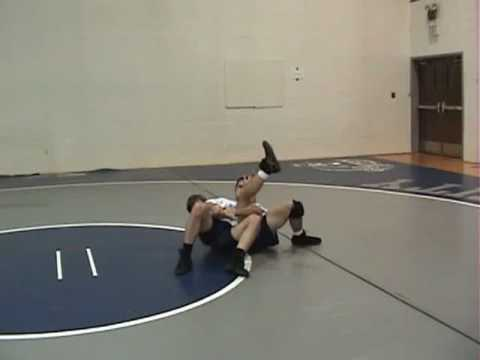 Granby School of Wrestling Technique Series #5 Image 1