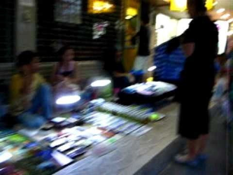 Walk to On Nut area looking for street food Part 4 – Phil in Bangkok