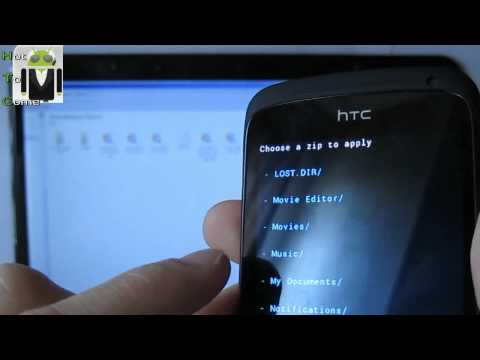 Root Права На Андроид Htc Incredible S