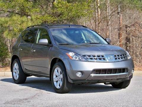 2007 Nissan Murano Sl Awd Start Up Engine And In Depth