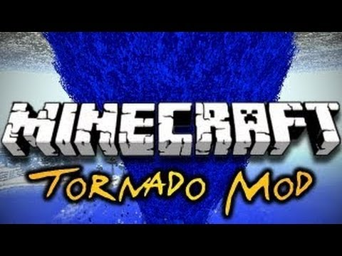 Minecarft - How To Install The Weather and Tornado Mod 1.5.2 (Mac)