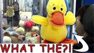 What the DUCK?! - Journey to the Claw Machine