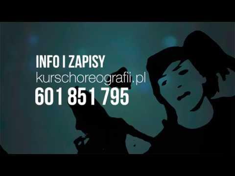 Kurs Instruktor / Choreograf Tańca Nowoczesnego