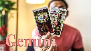 "GEMINI - ""LIFE IS ABOUT TO CHANGE FINALLY"" JULY MONTHLY TAROT READING"