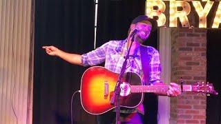 "Download Lagu RARE: Luke Bryan (Acoustic) – ""Sunrise Sunburn Sunset"" LIVE // NASHVILLE // Broadway 2018 LUKE'S 32 Gratis STAFABAND"