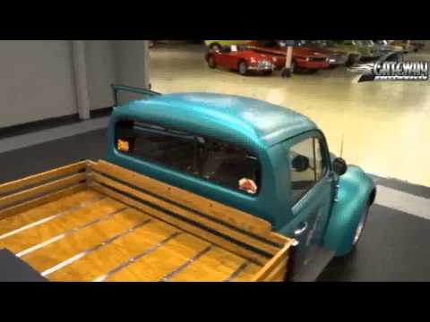 1974 Volkswagen Beetle Truck for sale at Gateway Classic Cars in St. L