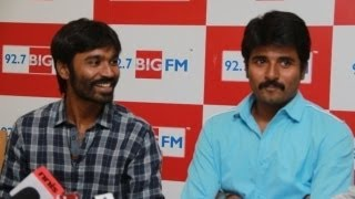 Maatraan - Ethir Neechal Audio Launch | Sivakarthikeyan - Anirudh - Dhanush | Latest Tamil Movie
