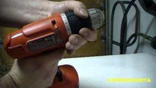 Tool Review: Black & Decker 18V Cordless Drill Kit