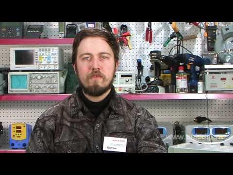 Параметрический стабилизатор - типичные расчеты схемы