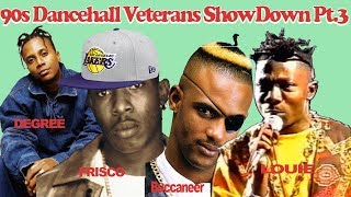 Download Lagu 90s Dancehall Veterans ShowDown Pt 3 General Degree,Frisco Kid,Buccaneer,Louie Culture Mix by djeasy Gratis STAFABAND