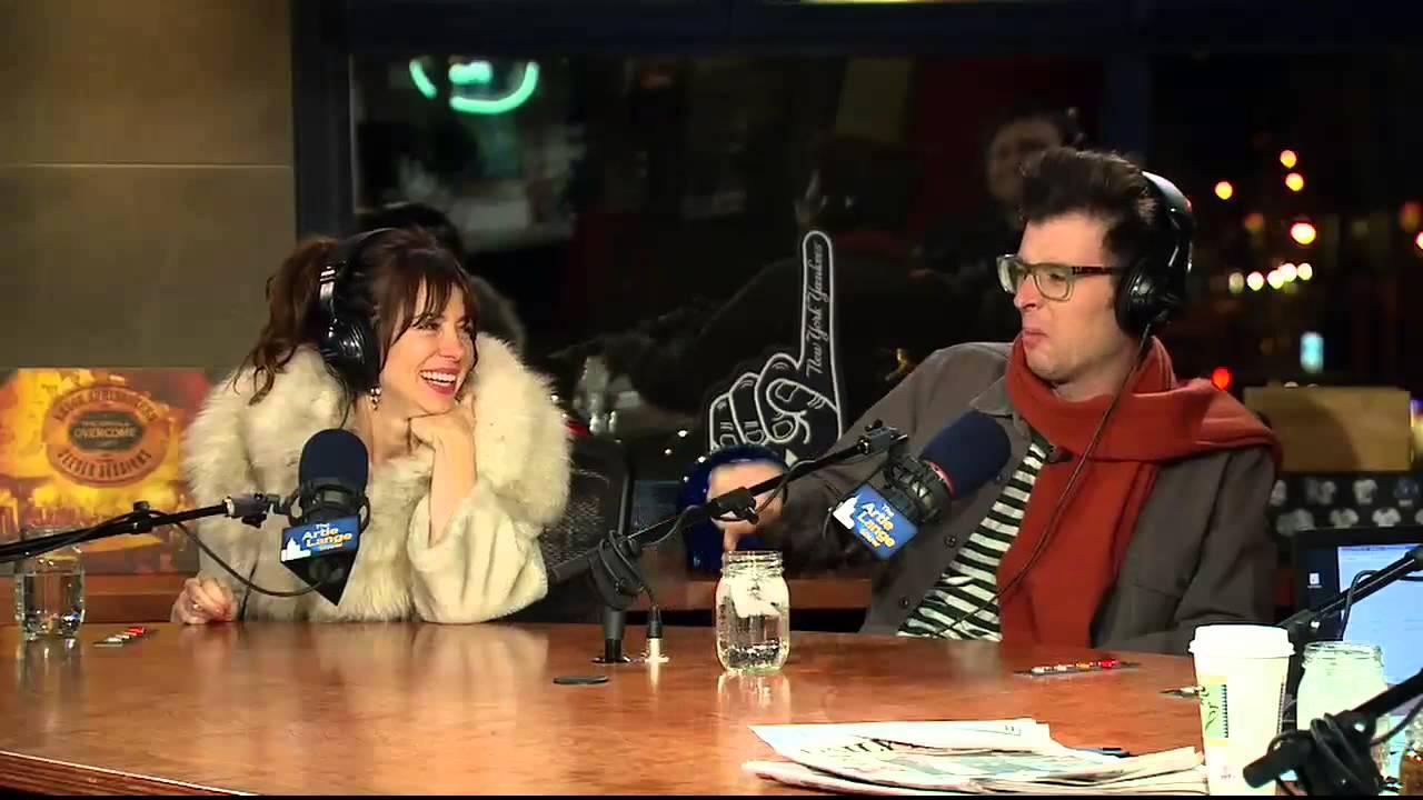 The Artie Lange Show Natasha Leggero Amp Moshe Kasher In