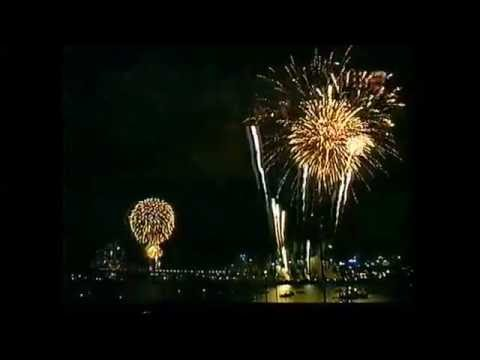Sydney New Year's Eve 1999/2000 Midnight Fireworks