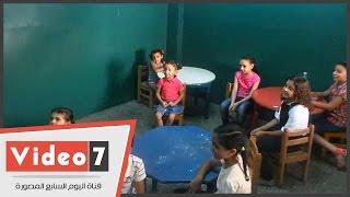 بالفيديو.. مديرة مدرسة الروضة بالمنيل: الملاك يريدون هدمها وتحويلها لأبراج سكنية