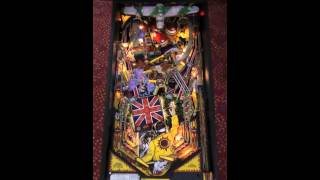One-Handed Death Save by Bowen Kerins! Tommy Pinball at PAPA