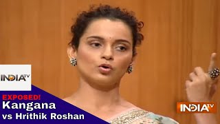 Kangana Vs Hrithik - The Ugly Battle