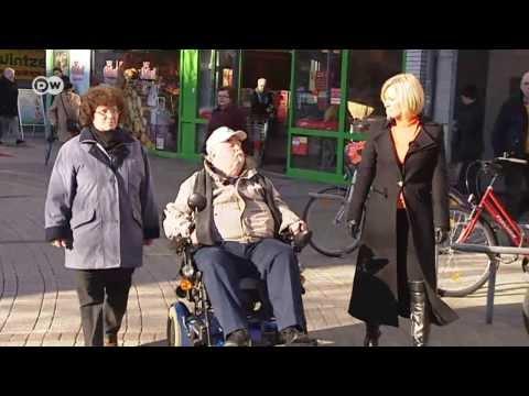Жизнь инвалидов в Германии: свобода без барьеров?