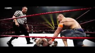John Cena vs Batista I Quit Match Over the Limit 2010 Highlights