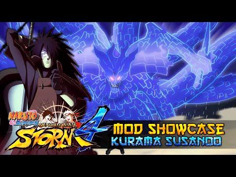 True Awakening! Madara's Kurama Linked Susanoo!!! Naruto Shippuden Ultimate Ninja Storm 4 Mod thumbnail