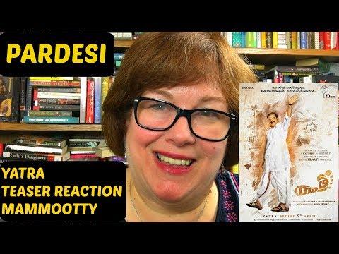 Yatra Teaser Reaction | Mammootty