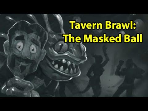 Hearthstone Tavern Brawl: The Masked Ball