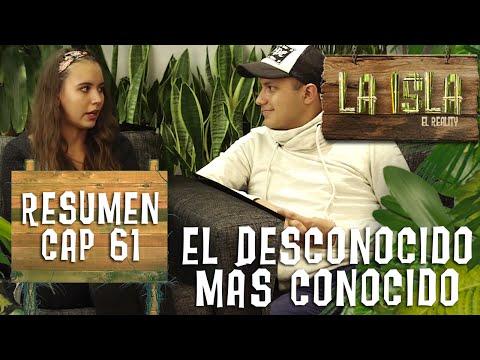 El desconocido más conocido - Luisito Rey y Carla Arredondo comentan el Capítulo 61 (Parte 2)