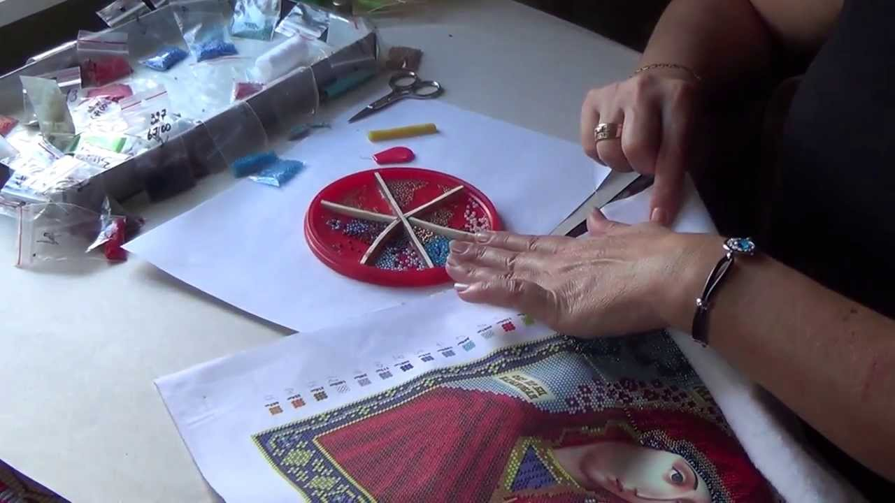 03 Инструменты для вышивания Станки для вышивания