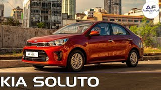 The disappointing KIA SOLUTO | All you need to know 🔥🔥