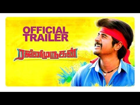 Rajini Murugan Official Trailer - Sivakarthikeyan, Soori, D.Iman