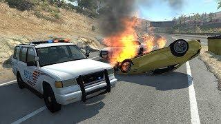 Police Anti-Street Racing Unit   BeamNG.drive