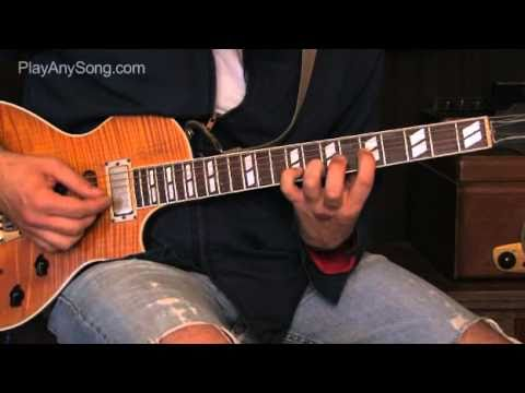Dream On - How To Play Dream On By Aerosmith On Guitar