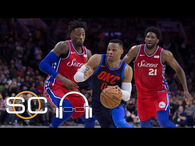 Thunder processing momentum with triple-overtime win over Sixers   SC with SVP   ESPN