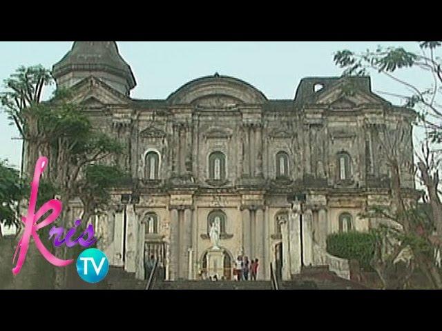 Kris TV: Taal Basilica