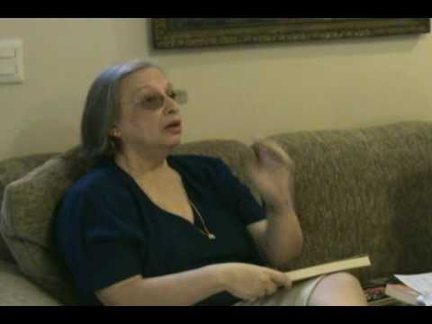 Entrevista Periodística con Alicia Freilich