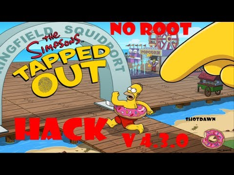 Die Simpsons Springfield Am Pc (Olditems Hack 4.3.0 Android Updated)