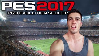 PES 17 - FC Barcelona Trailer MOJA REAKCIJA! (Pro Evolution Soccer 2017 Official Trailer)