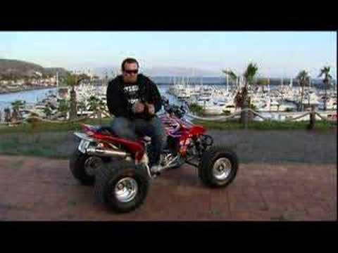 2007 SCORE Baja 250 -- ATV Highlights