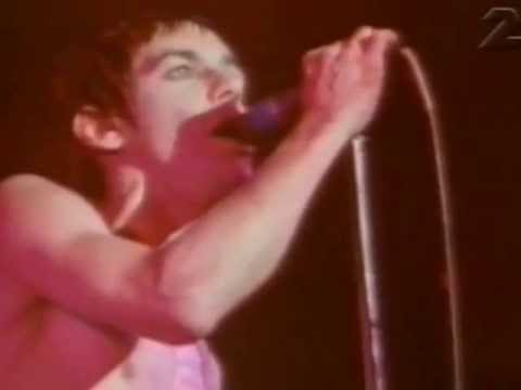 Iggy Pop   The Passenger Live Manchester Apollo 1977)
