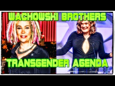 The Transgender Matrix | Wachowski Brothers | Bruce Jenner ▶️️