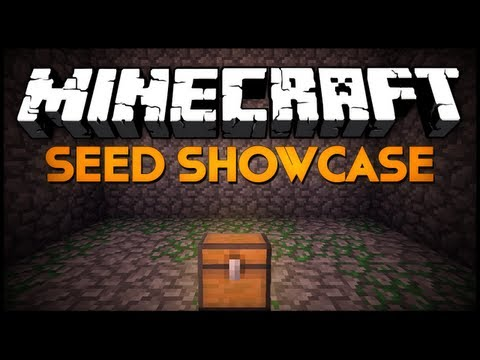 Minecraft Seeds THE RAREST SEED EVER Minecraft 1.6