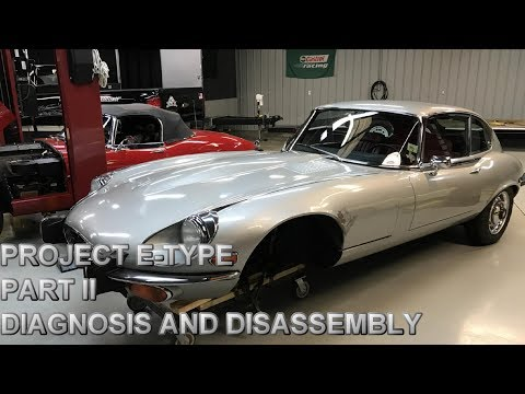 Project E-Type Part II,  Evaluate and Restoration Begins